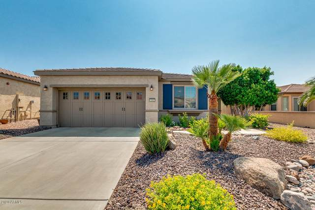 12923 W Bent Tree Drive, Peoria, AZ 85383 (MLS #6132719) :: Long Realty West Valley