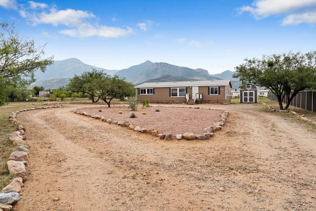 6900 S Garden Valley Drive, Hereford, AZ 85615 (MLS #6132782) :: Conway Real Estate