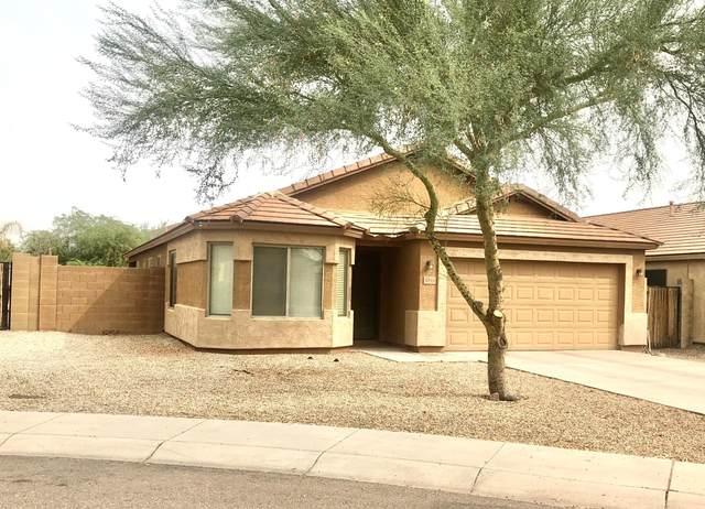 3048 W Jasper Butte Drive, San Tan Valley, AZ 85142 (MLS #6132863) :: Selling AZ Homes Team