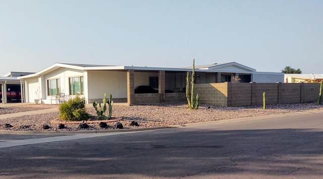 9301 E Navajo Place, Sun Lakes, AZ 85248 (#6132872) :: The Josh Berkley Team