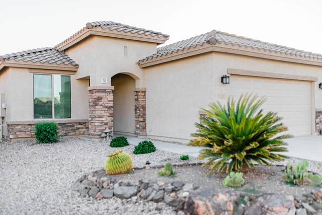 22651 W La Pasada Boulevard, Buckeye, AZ 85326 (MLS #6132886) :: Scott Gaertner Group