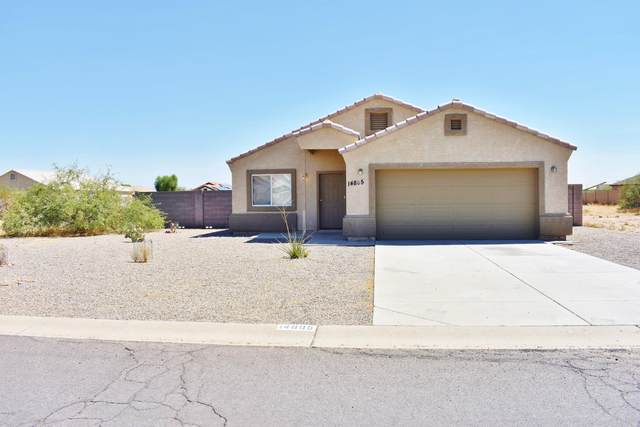 14805 S Charco Road, Arizona City, AZ 85123 (MLS #6132889) :: Midland Real Estate Alliance