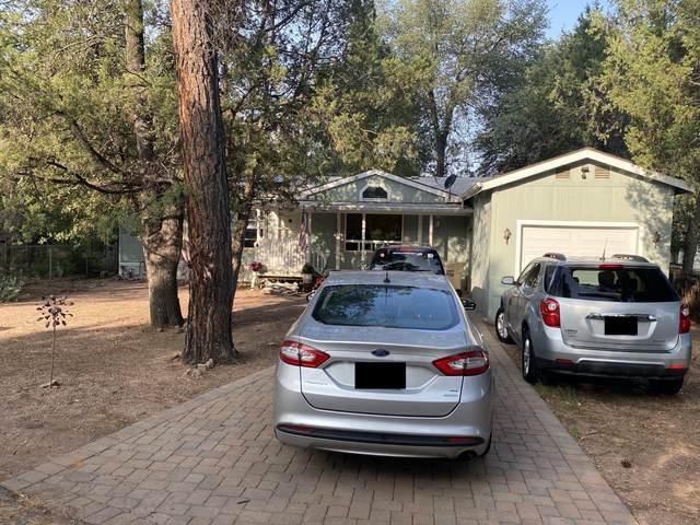 1604 N Maverick Circle, Payson, AZ 85541 (MLS #6132899) :: The Property Partners at eXp Realty