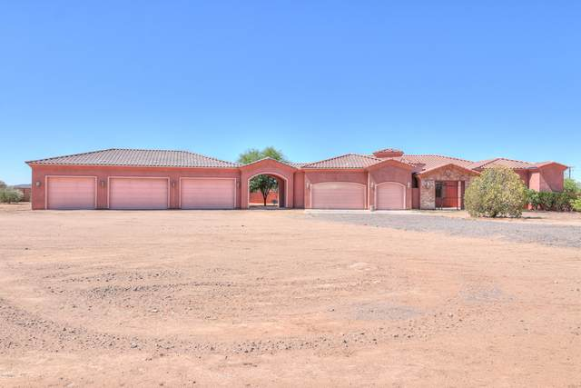 52854 W Barrel Road, Maricopa, AZ 85139 (MLS #6132920) :: Brett Tanner Home Selling Team