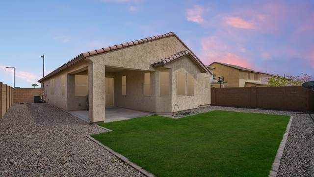 22128 N Honcho Court, Sun City, AZ 85373 (MLS #6132944) :: The Ellens Team