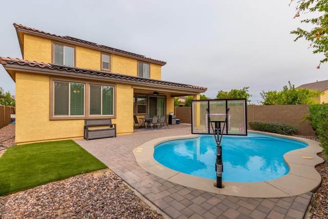 22184 N 101ST Drive, Peoria, AZ 85383 (MLS #6132949) :: Maison DeBlanc Real Estate