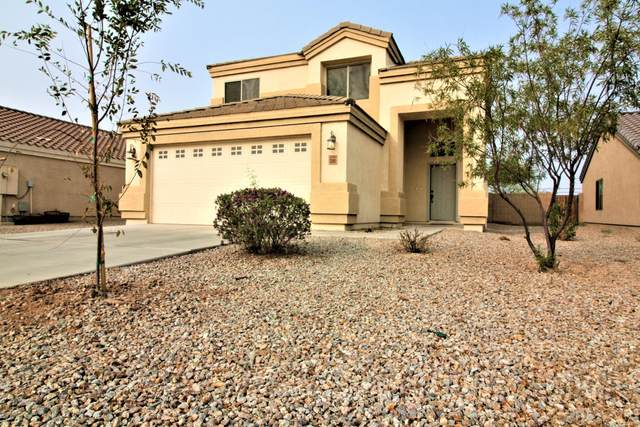 2242 N Sabino Lane, Casa Grande, AZ 85122 (MLS #6132962) :: Conway Real Estate