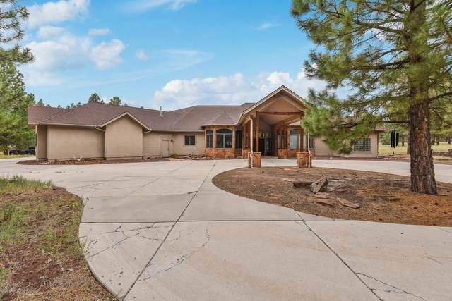 3258 N Mahogany Run Road, Flagstaff, AZ 86001 (MLS #6132969) :: Conway Real Estate