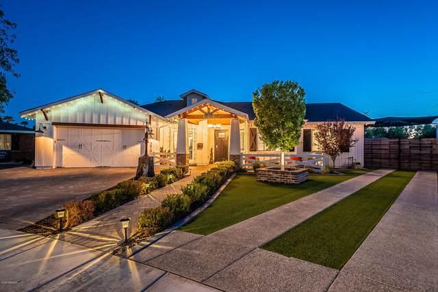 3619 E Weldon Avenue, Phoenix, AZ 85018 (MLS #6133001) :: Brett Tanner Home Selling Team