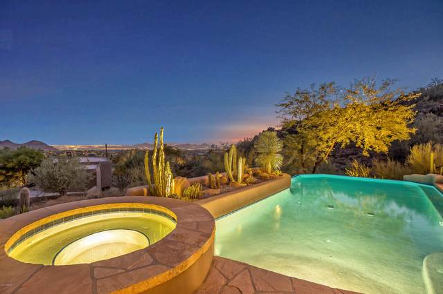 10040 E Happy Valley Road #1016, Scottsdale, AZ 85255 (MLS #6133021) :: The Results Group
