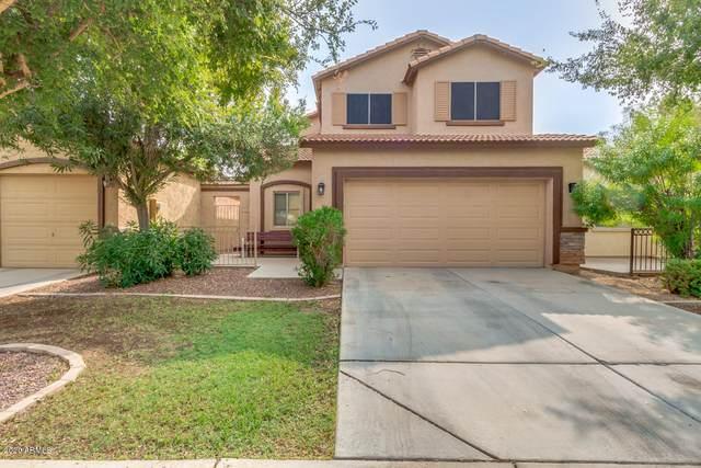 931 S Racine Lane, Gilbert, AZ 85296 (#6133033) :: The Josh Berkley Team