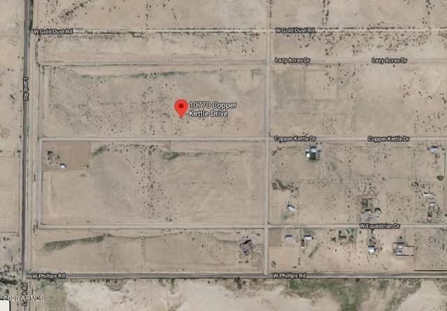 10770 W Copper Kettle Drive, Arizona City, AZ 85123 (MLS #6133050) :: Klaus Team Real Estate Solutions