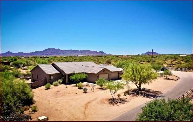 15211 E Skinner Drive, Scottsdale, AZ 85262 (MLS #6133070) :: Homehelper Consultants