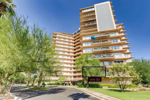2201 N Central Avenue 2D, Phoenix, AZ 85004 (MLS #6133082) :: Conway Real Estate