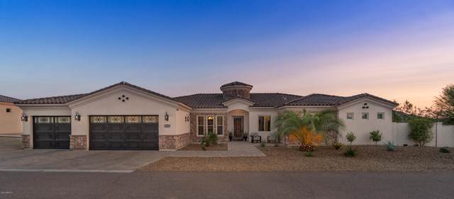 2245 W Speer Trail, Phoenix, AZ 85086 (MLS #6133095) :: Dave Fernandez Team | HomeSmart
