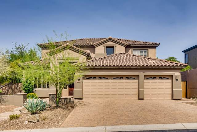 10618 E Butherus Drive, Scottsdale, AZ 85255 (MLS #6133168) :: Riddle Realty Group - Keller Williams Arizona Realty