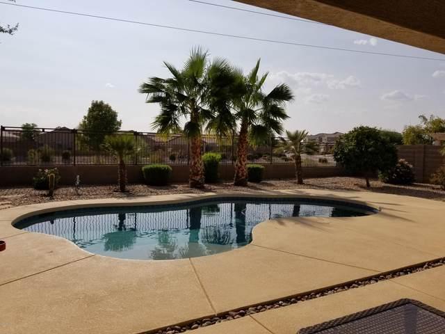 20838 N Lauren Road, Maricopa, AZ 85138 (MLS #6133188) :: Brett Tanner Home Selling Team