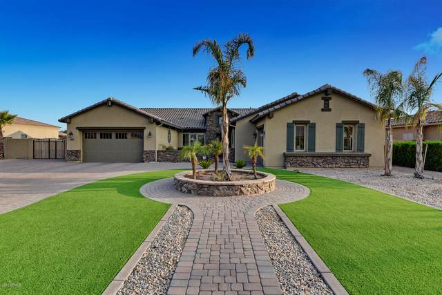 8411 W Sands Court, Peoria, AZ 85383 (MLS #6133190) :: Conway Real Estate