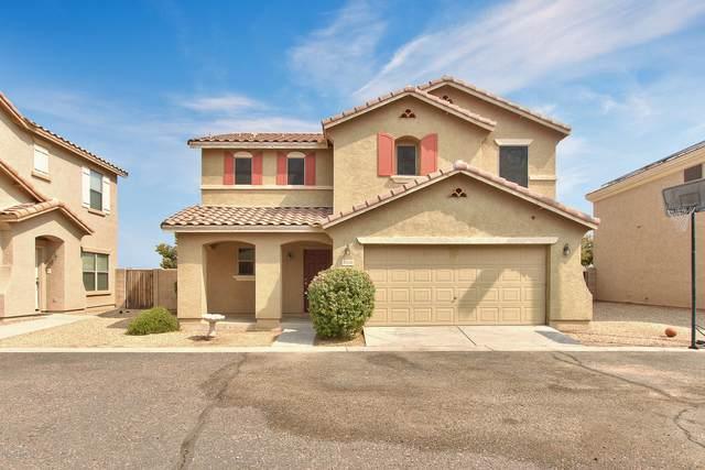 8230 W Purdue Avenue, Peoria, AZ 85345 (MLS #6133212) :: Riddle Realty Group - Keller Williams Arizona Realty