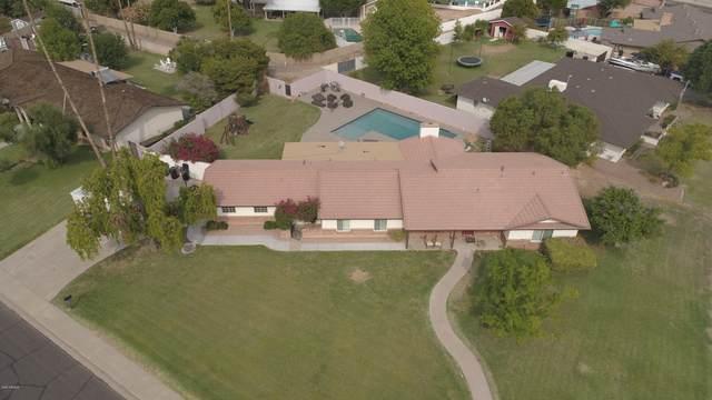 2208 E Hackamore Street, Mesa, AZ 85213 (MLS #6133213) :: Riddle Realty Group - Keller Williams Arizona Realty