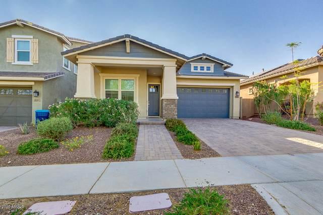 2570 N Springfield Street, Buckeye, AZ 85396 (MLS #6133214) :: The Garcia Group