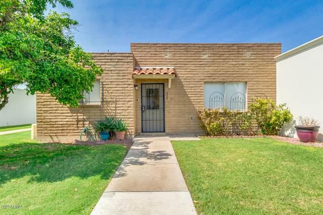 628 N Lesueur Circle, Mesa, AZ 85203 (MLS #6133220) :: Conway Real Estate