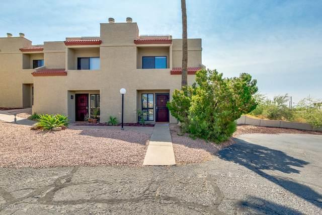 1401 E Puget Avenue #11, Phoenix, AZ 85020 (MLS #6133260) :: My Home Group