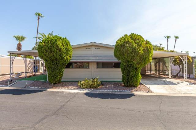 3104 E Broadway Road #28, Mesa, AZ 85204 (#6133278) :: The Josh Berkley Team