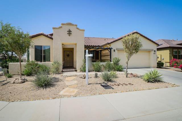 16648 S 175TH Drive, Goodyear, AZ 85338 (MLS #6133285) :: The AZ Performance PLUS+ Team