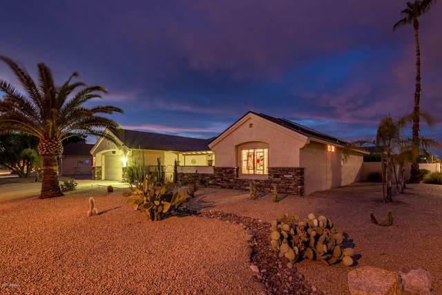 20807 N Yukon Drive, Sun City West, AZ 85375 (MLS #6133304) :: The Daniel Montez Real Estate Group