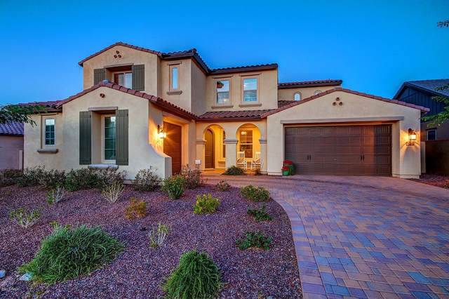 4523 N Arbor Way, Buckeye, AZ 85396 (MLS #6133352) :: Lifestyle Partners Team