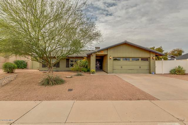 5626 N 83RD Street, Scottsdale, AZ 85250 (MLS #6133369) :: The Daniel Montez Real Estate Group