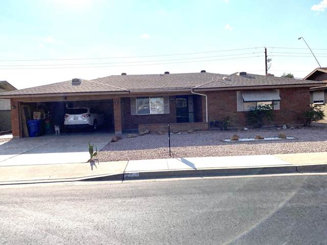 826 S Portland, Mesa, AZ 85206 (MLS #6133371) :: Long Realty West Valley