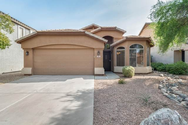 813 E Lovegrass Drive, San Tan Valley, AZ 85143 (MLS #6133374) :: Balboa Realty