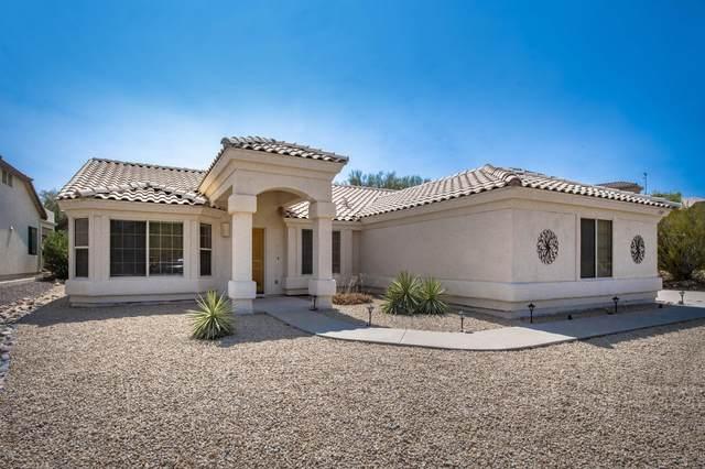 17101 E Malta Drive, Fountain Hills, AZ 85268 (MLS #6133377) :: The Daniel Montez Real Estate Group