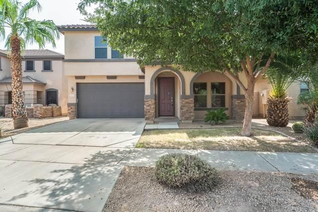 22151 E Via Del Palo, Queen Creek, AZ 85142 (MLS #6133401) :: Balboa Realty