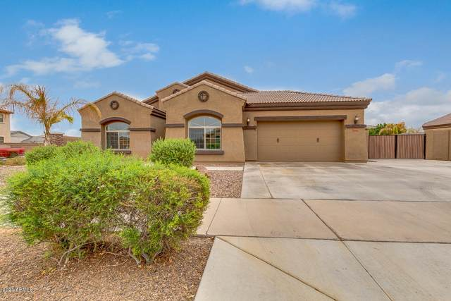 21481 E Russet Road, Queen Creek, AZ 85142 (MLS #6133405) :: Balboa Realty