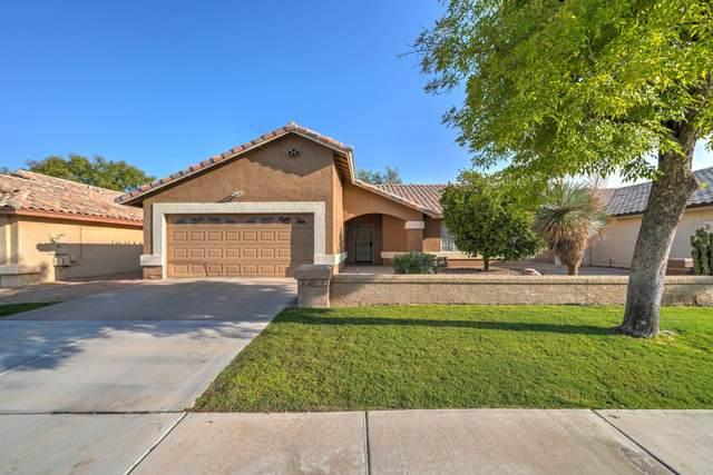 5730 W Butler Drive, Chandler, AZ 85226 (MLS #6133409) :: Brett Tanner Home Selling Team