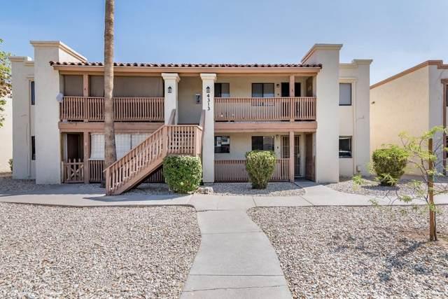 4313 N 21ST Drive #1, Phoenix, AZ 85015 (MLS #6133422) :: Brett Tanner Home Selling Team
