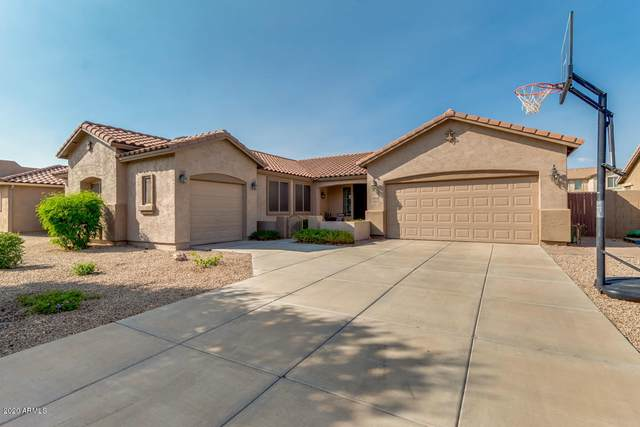 19358 E Oriole Way, Queen Creek, AZ 85142 (MLS #6133457) :: Brett Tanner Home Selling Team