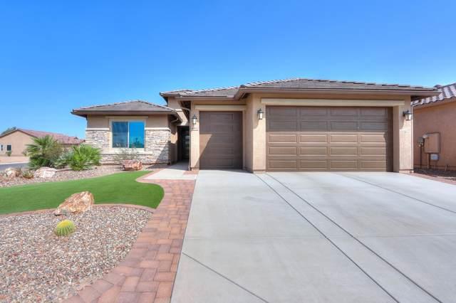 4482 W White Horse Boulevard, Eloy, AZ 85131 (MLS #6133471) :: Lucido Agency