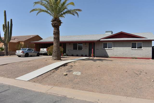 8209 W Santa Cruz Boulevard, Arizona City, AZ 85123 (MLS #6133486) :: Midland Real Estate Alliance