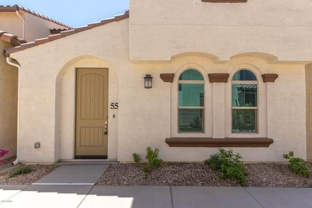 3855 S Mcqueen Road #55, Chandler, AZ 85286 (#6133490) :: Luxury Group - Realty Executives Arizona Properties