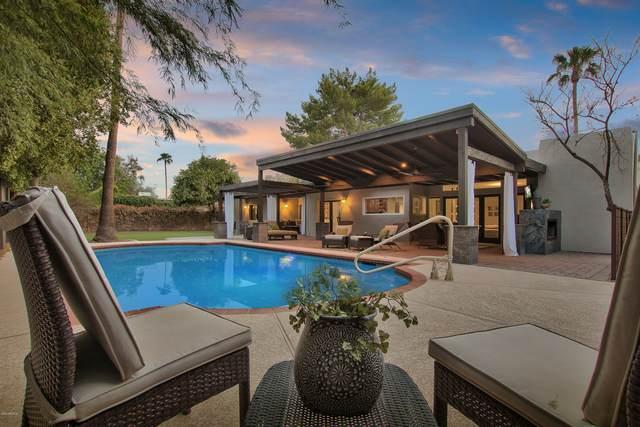 9013 N 83RD Place, Scottsdale, AZ 85258 (MLS #6133497) :: The Laughton Team