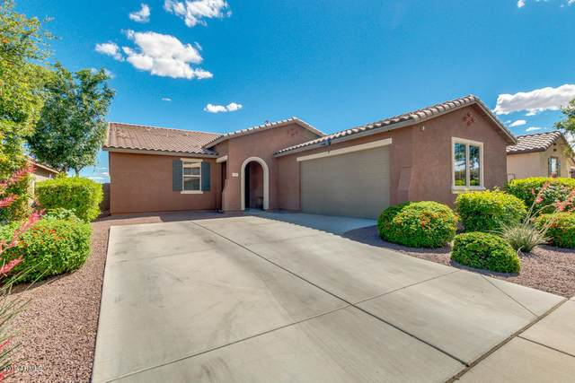 15807 W Shaw Butte Drive, Surprise, AZ 85379 (MLS #6133504) :: Long Realty West Valley
