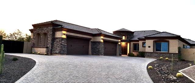10006 E Glencove Circle, Mesa, AZ 85207 (MLS #6133511) :: D & R Realty LLC
