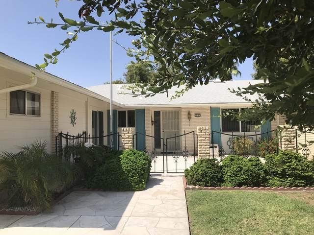 10101 W Kingswood Circle, Sun City, AZ 85351 (MLS #6133525) :: Riddle Realty Group - Keller Williams Arizona Realty