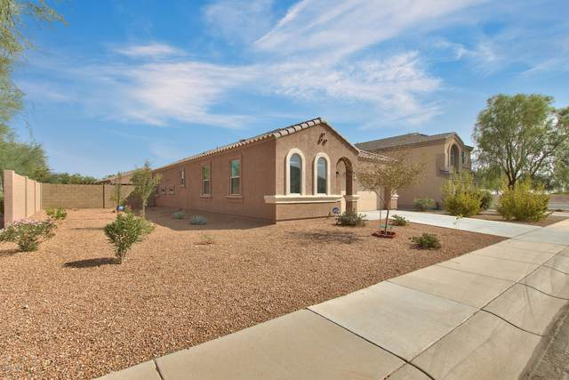 1874 E Diego Court, Casa Grande, AZ 85122 (MLS #6133551) :: The Property Partners at eXp Realty