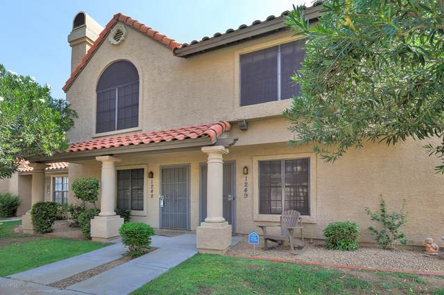 5704 E Aire Libre Avenue #1249, Scottsdale, AZ 85254 (MLS #6133566) :: Dave Fernandez Team | HomeSmart