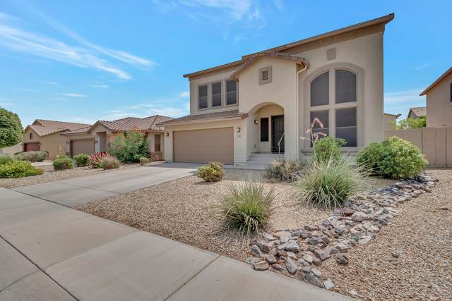 689 W Vineyard Plains Drive, San Tan Valley, AZ 85143 (MLS #6133580) :: D & R Realty LLC